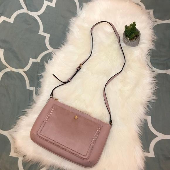 f621df5737 NWT Lauren Conrad Blush Pink Crossbody Bag
